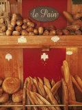 Boulangerie  Ile Rousse  Corsica  France