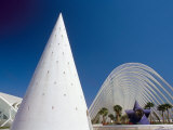 Umbracle  City of Arts and Sciences  Architect Santiago Calatrava  Spain