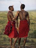 Samburu Tribe  Kenya  East Africa  Africa