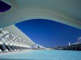 Principe Felipe Museum of Science  Architect Santiago Calatrava  Spain