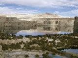 Band-I-Amir Lakes  Afghanistan
