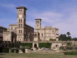 Osborne House  Completed in 1851  Isle of Wight  England  United Kingdom