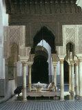 Karouine (Kairaouine) Mosque  Medina  Unesco World Heritage Site  Fez (Fes)  Morocco