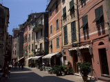 Village of Vernazza  Cinque Terre  Unesco World Heritage Site  Liguria  Italy