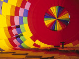 Hot Air Balloon  Albuquerque  New Mexico  USA