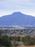 Cerro Pedernal  Rio Arriba County  New Mexico  USA