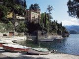 Varenna  Lake Como  Lombardy  Italian Lakes  Italy