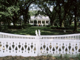 Tezcuco  an Antebellum Cottage  New Orleans  Louisiana  USA