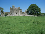 Bective Abbey  Cistercian  Dating from the 12th Century  Trim  County Meath  Leinster  Ireland