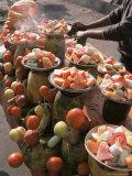 Fruit Stall  Delhi  India