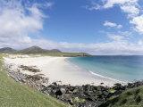 White Shell Sand on Cleabaigh Beach  Northwest Coast  South Harris  Western Isles