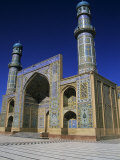 Friday Mosque (Masjet-Ejam)  Restored Since 1943  Originally Laid out in the Year 1200