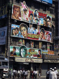 Film Advertisment Hoardings  Kolkata  (Calcutta)  India