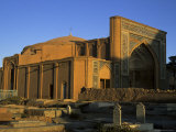Tomb of the Poet Jami  Greatest of the 15th Century Poets  Herat  Afghanistan