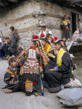Kalash Women  Upper North Territory  Pakistan