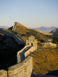 The Great Wall of China  Unesco World Heritage Site  China