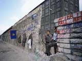 The Berlin Wall  Berlin  Germany