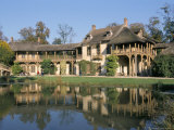 Queen's House  Hameau  Chateau of Versailles  Unesco World Heritage Site  Les Yvelines  France