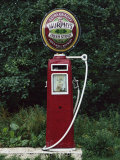 Murphy&#39;s Stout Petrol Pump  County Cork  Munster  Eire (Republic of Ireland)