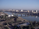 Tigris River  Baghdad  Iraq  Middle East