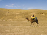 Boy Riding Camel  Between Maimana and Mazar-I-Sharif  Afghanistan