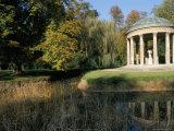 Temple De L'Amour  Chateau of Versailles  Unesco World Heritage Site  Les Yvelines  France
