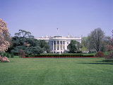 The White House  Washington DC  United States of America (Usa)  North America