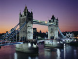 Tower Bridge  London  England  United Kingdom