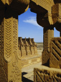 Makli Hill Tombs  Unesco World Heritage Site  Thatta  Sind (Sindh)  Pakistan