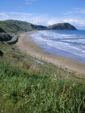 Northern Beaches on the Coast Road  Gisborne  East Coast  North Island  New Zealand