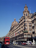 Harrods  Knightsbridge  London  England  United Kingdom