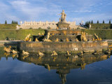 Bassin Latone  Chateau of Versailles  Unesco World Heritage Site  Les Yvelines  France