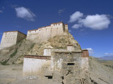 Gyangze Dzong (Monastery)  Gyangze (Gyantse)  Tibet  China