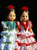 Two Dolls Dressed in Spanish Costume  Spain