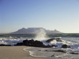 Table Mountain  Cape  South Africa  Africa
