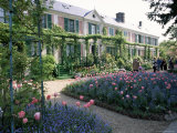 Monet's House and Garden  Giverny  Haute Normandie (Normandy)  France