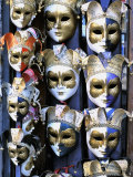 Carnival Masks  Venice  Veneto  Italy