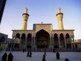 Al Abbas Mosque  Karbala (Kerbela)  Iraq  Middle East