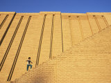 The Ziggurat  Agargouf  Iraq  Middle East