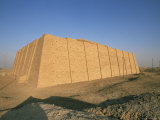 Ziggurat  Ur  Iraq  Middle East