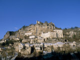 Rocamadour  Quercy Region  Lot  Midi-Pyrenees  France