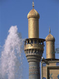 Kadoumia Mosque  Baghdad  Iraq  Middle East