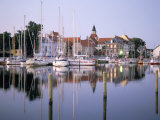 Faborg Harbour  Island of Funen  Denmark  Scandinavia