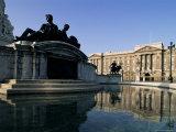 Buckingham Palace  London  England  United Kingdom