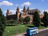Kelvin Art Gallery and Museum  Glasgow  Scotland  United Kingdom