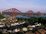 Forth Railway Bridge  Scotland  United Kingdom