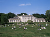 Kenwood House  Hampstead  London  England  United Kingdom