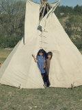 Taos Indian Pueblo  New Mexico  USA