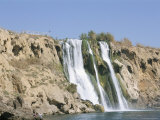 Waterfalls  Antalya  Anatolia  Turkey