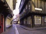 The Shambles  York  Yorkshire  England  United Kingdom